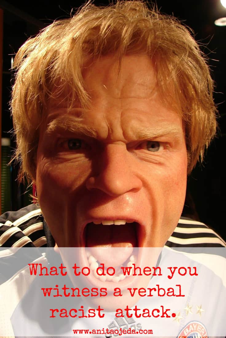 Six steps to take when you witness someone under a verbal attack. http://wp.me/p7W1vk-8q