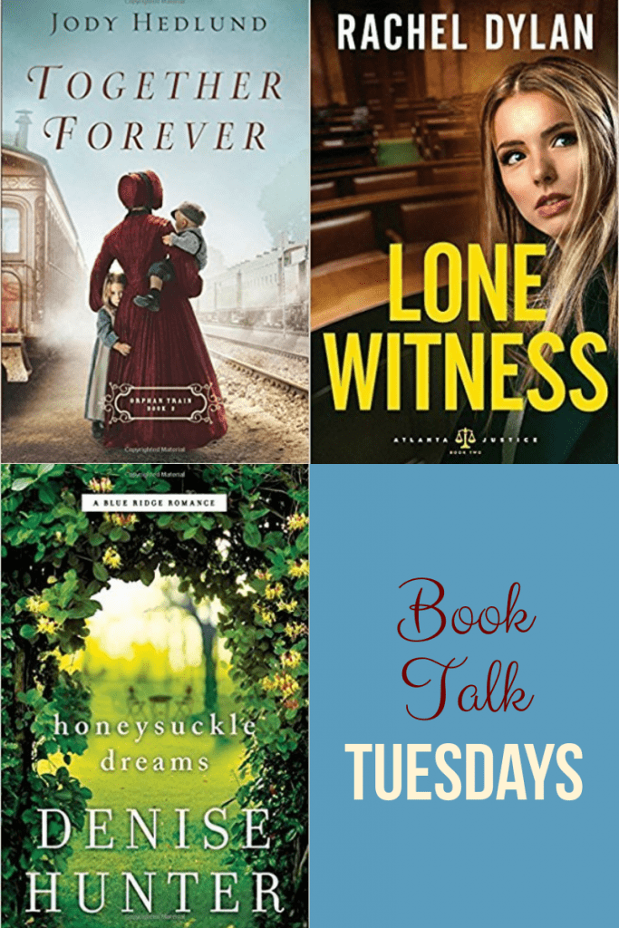 Don't miss these new releases! Inspirational history, mystery, and romance. #amreading #inspy