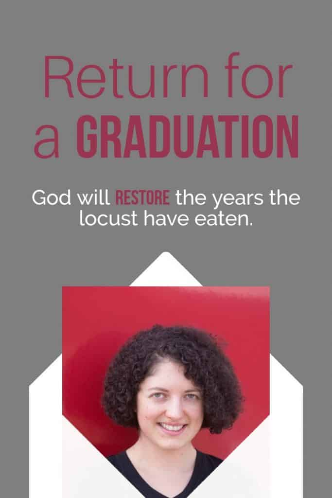 Our daughter's graduation doesn't represent just an academic achievement, it represents a mental health victory! bipolar,mental health,graduation