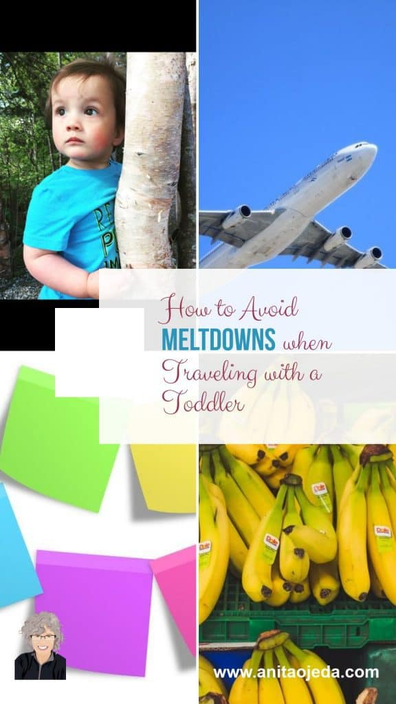 Easy tips for traveling with a toddler or small child. Know before you go! parenting,travel,vacation