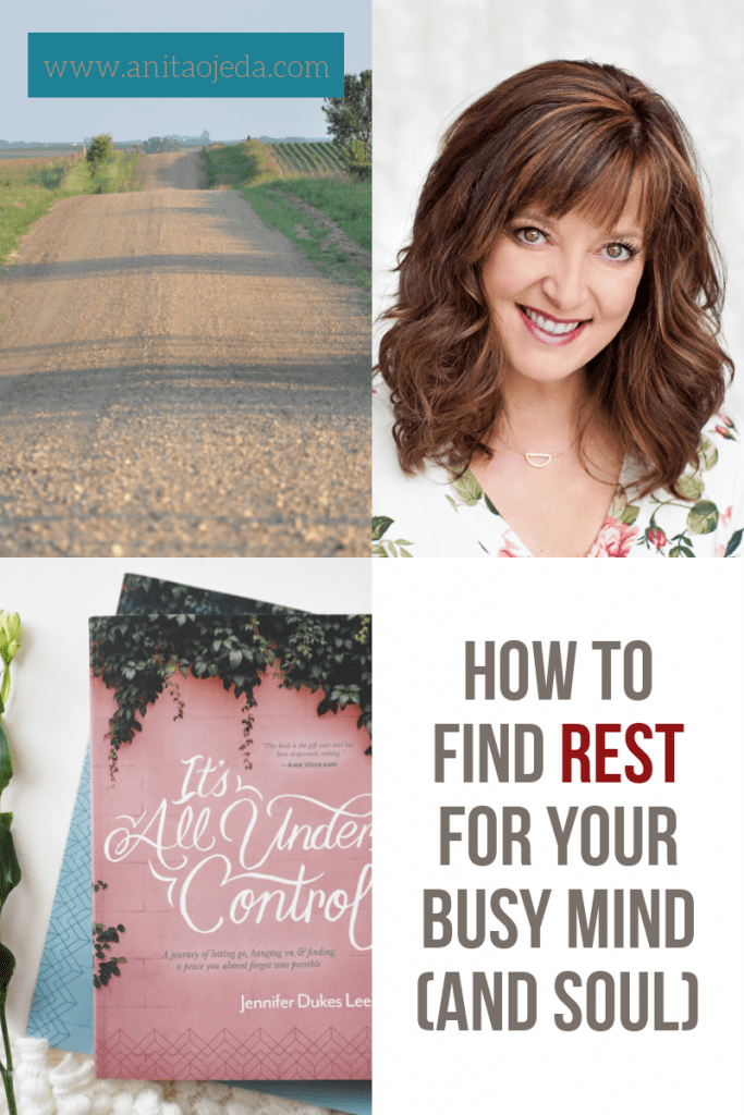 Feeling worn out and weary in both mind and soul? Maybe you need to learn about rest. Real rest. #control, #rest, #amreading
