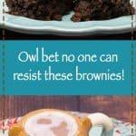 whole-wheat brownies