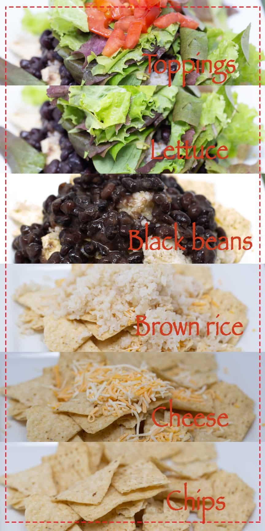 easy haystack recipe