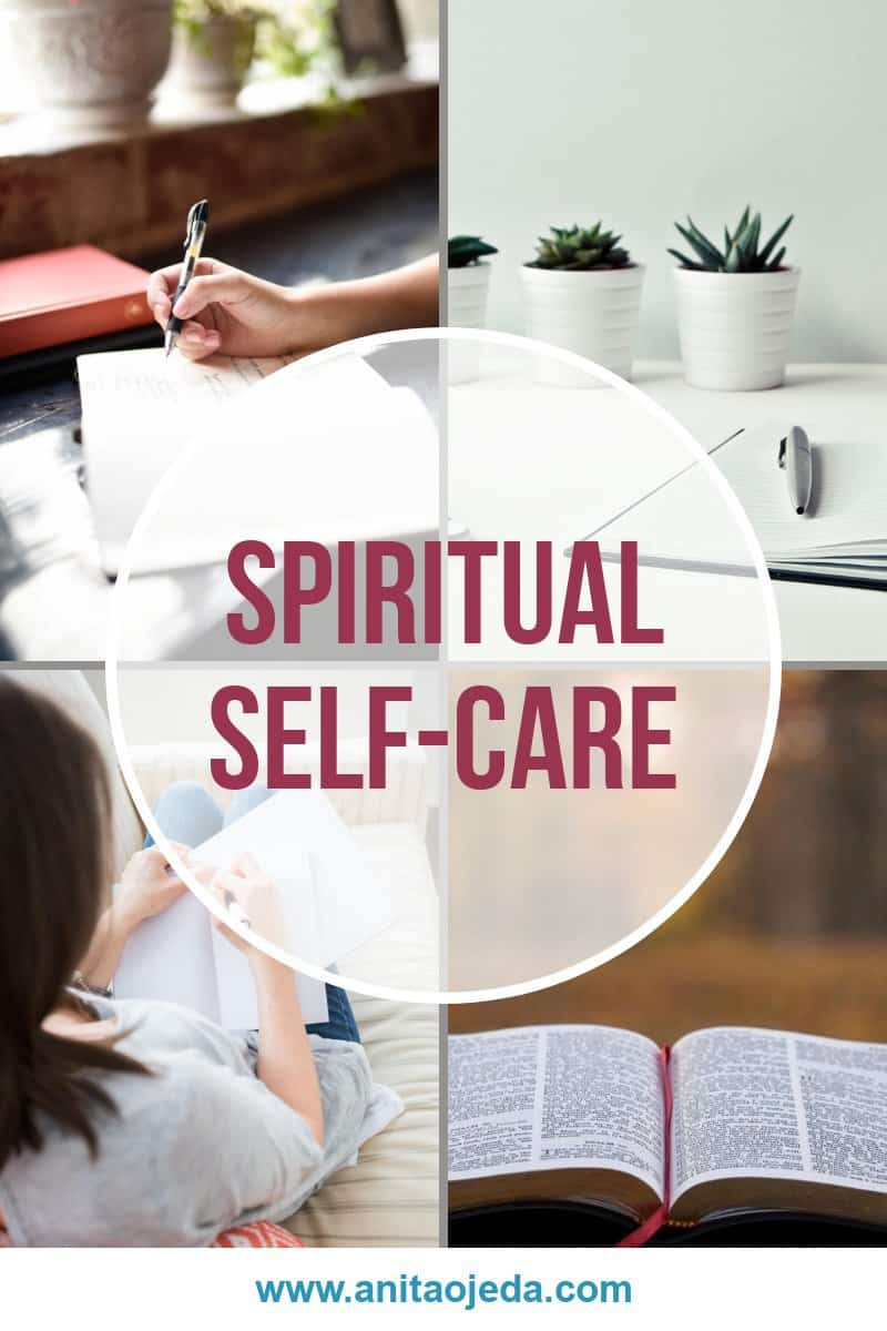 Discover the essential self-care element for caregivers or stresed-out busy people. The discipline of spiritual self-care is a game changer. #selfcare
