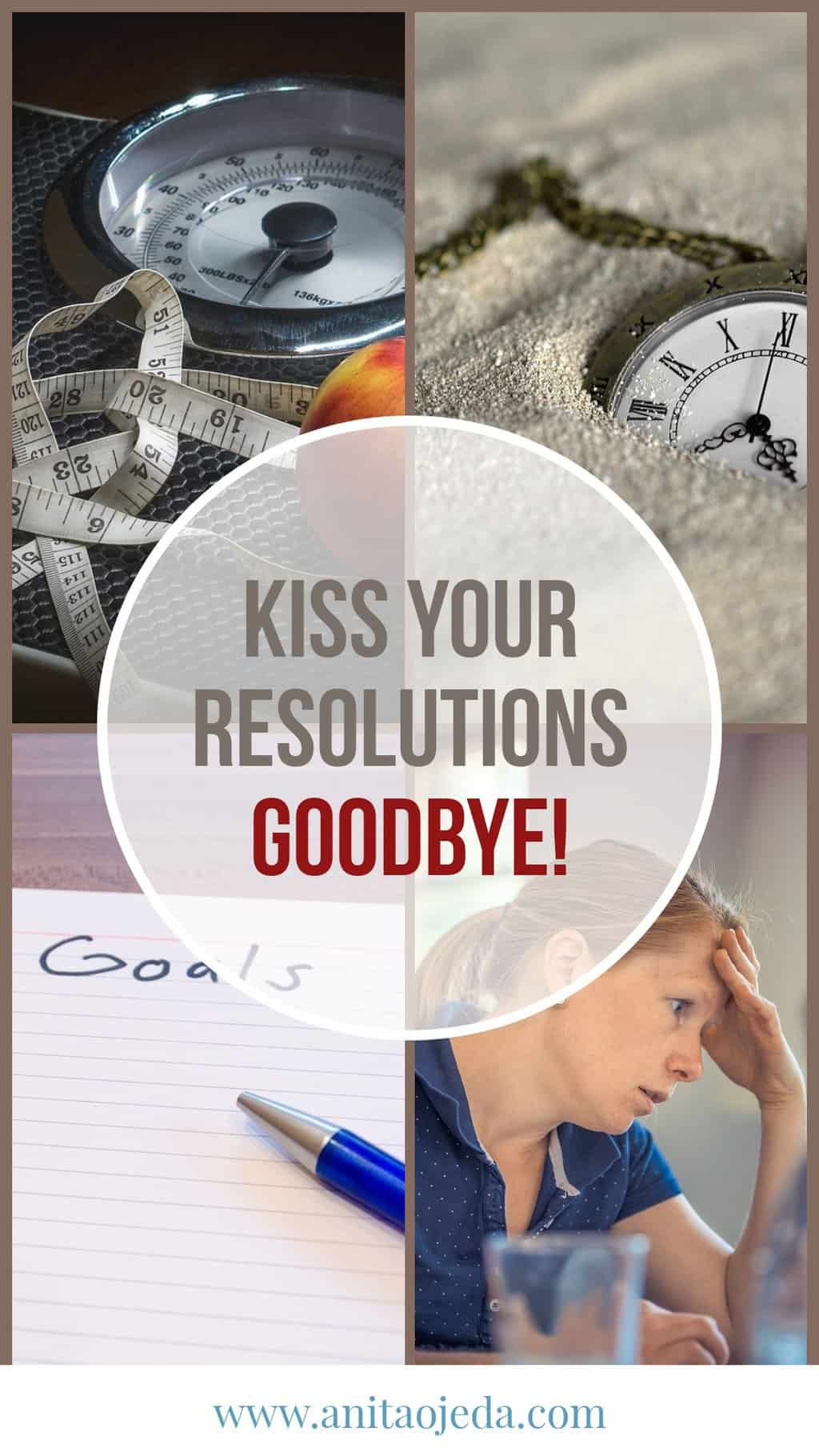 December is a great time to start preparing for the New Year. No, NOT by making a giant list of New Year's resolutions. Instead, spend time this month exploring changes you'd like to see in your life and use these six steps to make things happen. I promise, this process works better than a list of resolutions! #selfcare #resolutions #newyear