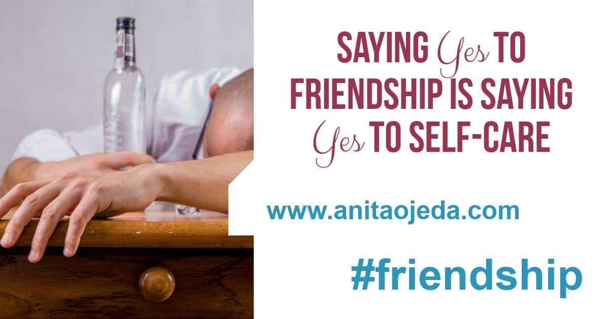 yes to friendship