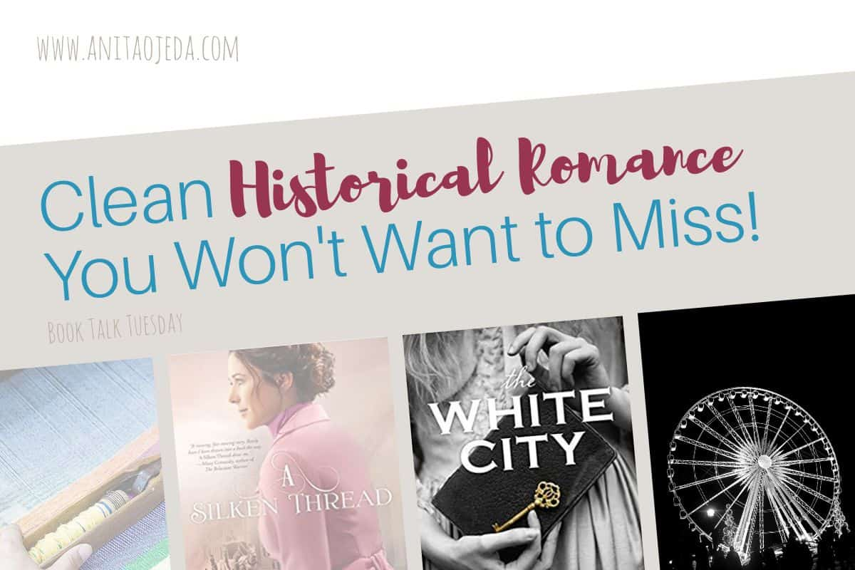 Looking for a clean historical romance? Check out these two new releases that will delight both young adult and adult lovers of inspirational stories. Intrigue and mystery will keep you turning the pages. #amreading #booktalktuesday