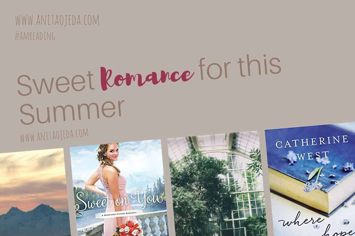 While not fitting into the formulaic 'sweet contemporary romance' genre, these books are just the ticket for those looking for a longer, well-developed plot. #amreading #romance #inspirational