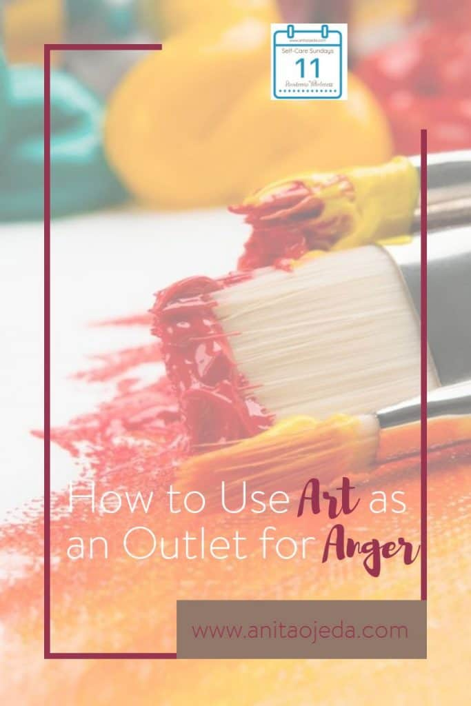 What do Goya, Picasso, and I have in common? We've learned how to use art as an outlet for anger (or any other strong emotion). You, can experience the benefits of art therapy if you show up with curiosity and kindness. #arttherapy #art #emotions #anger