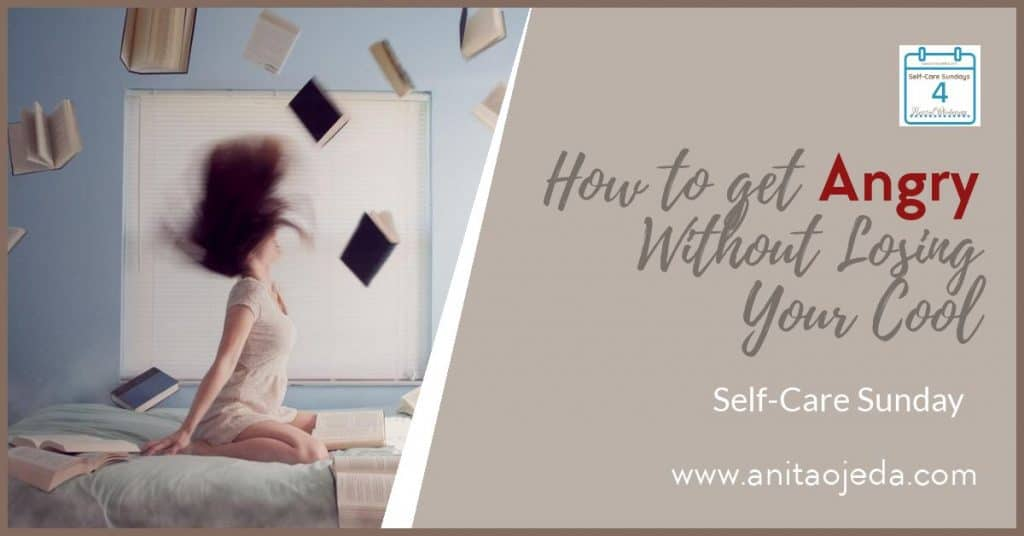 Have you ever wondered how to get angry the right way? Wait! IS there a right way to get angry? Yes and no. If you want to achieve mental wholeness, you'll need to learn how to get angry without losing your cool. #angry #temper #emotions #SelfCareSunday #mentalhealth