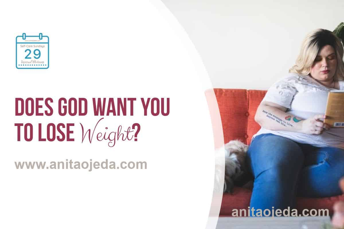 Does God want you to lose weight? Should our spiritual self-care include a certain kind of diet? Can Christians fat-shame with impunity? Is thinliness next to godliness? Maybe we're focusing on the wrong thing. #fatshaming #christian #love #lose #weightloss #fallingoff