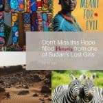 You won't want to miss this memoir from one of Sudan's Lost Girls (bet you didn't even know about the Lost Girls!). Deng tells her story with love and forgiveness, but most of all, hope. #refugee #dinka #sudan #lostgirls #amreading #bookreview