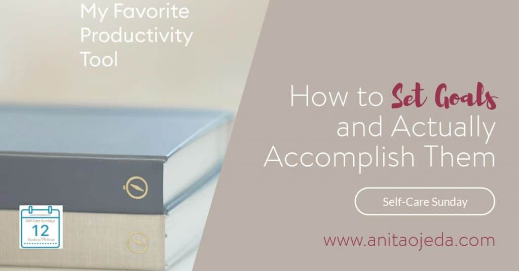 Do you feel adrift in a sea of to-do items that bury your short-term goals alive? Read this to find out how to set powerful short-term goals that will help you take control of your life. #goals #goalsetting #habits #achievemore #selfcare #SelfCareSunday