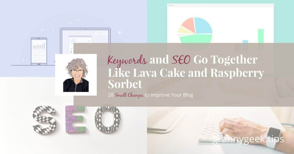 What is the exact anatomy of a keyword? And is a keyword just one word? Find out what you need to know to up your SEO game. #keyword #SEO #blogger #beginner #bloggrowth