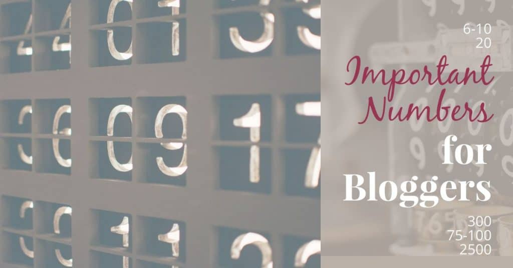 The numbers you use when writing a blog post can make the difference between crickets and fans. Keeping the numbers in mind as you write helps you write for the edutainment and infotainment industry. Find out why that's important. #edutainment #infotainment #blogger #write28days