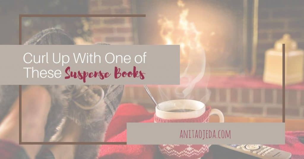 Two new suspense books from two of my favorite Christian authors. You won't want to miss these new releases. Fast-paced and edge-of-your-seat reads for a long winter night. #amreading #bookreview #suspense #inspy #inspirational