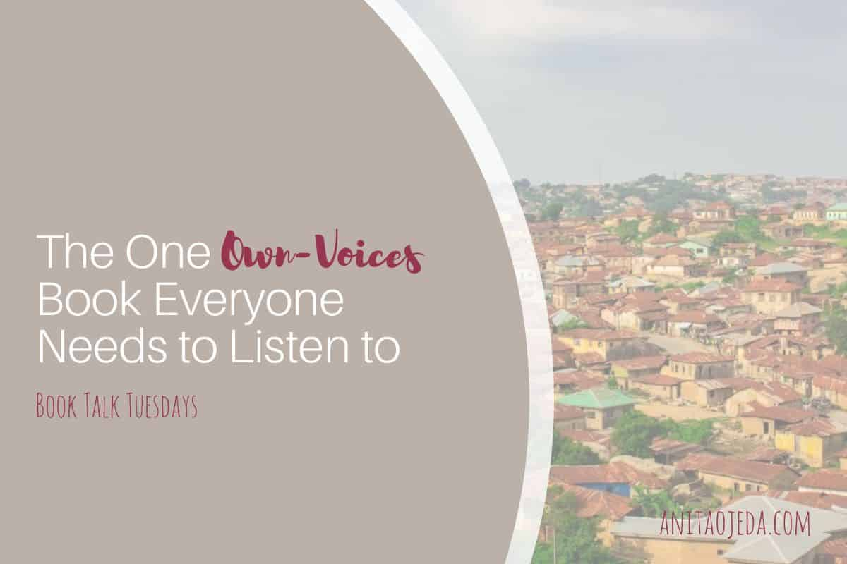 Looking for an own voices book? Americanah will open your eyes to a different American experience. Even better, listen to it from a skilled narrator. #ownvoices #marginalizedvoices #multicultural #nigeria #immigrant #christian