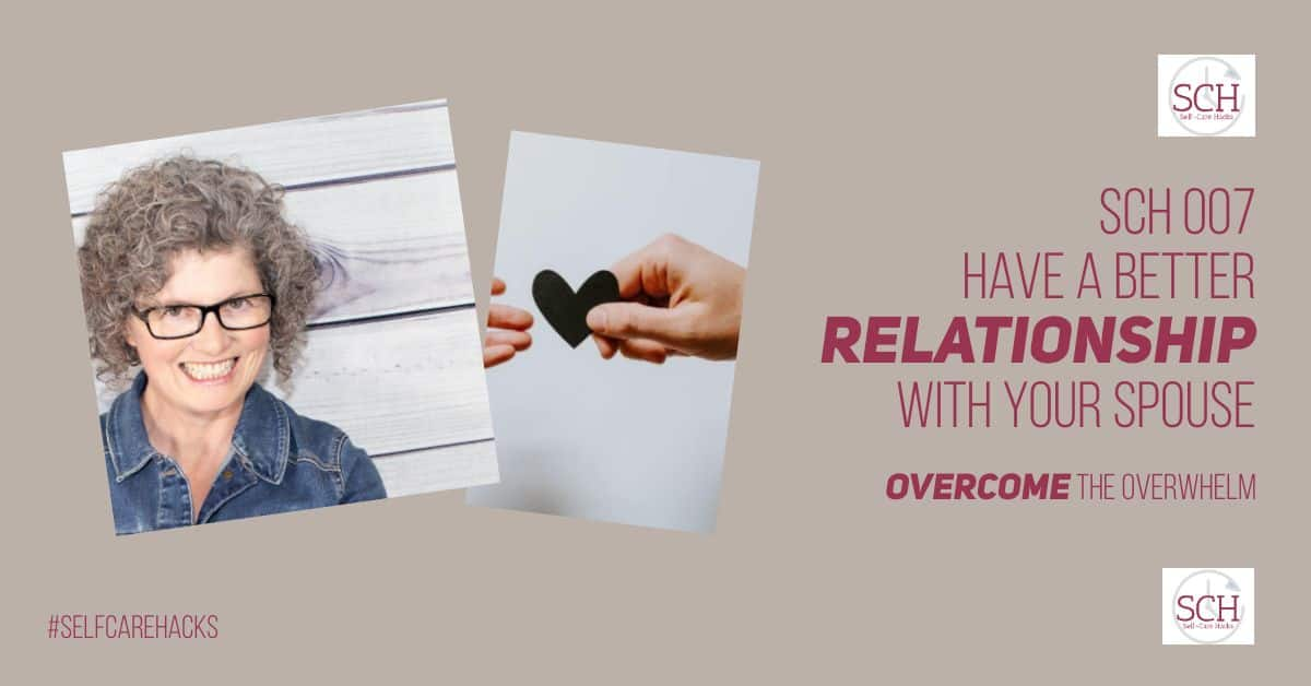Do you fight with your spouse a lot? I don't have a Ph.D in counseling, but I do have over 30 years of experience being married to the love of my life. Don't mistake me, we're still improving our communication skills. I offer seven hacks for having a better relationship with your spouse.#marriage #relationship #selfcarehacks #selfcare #marriagegoals