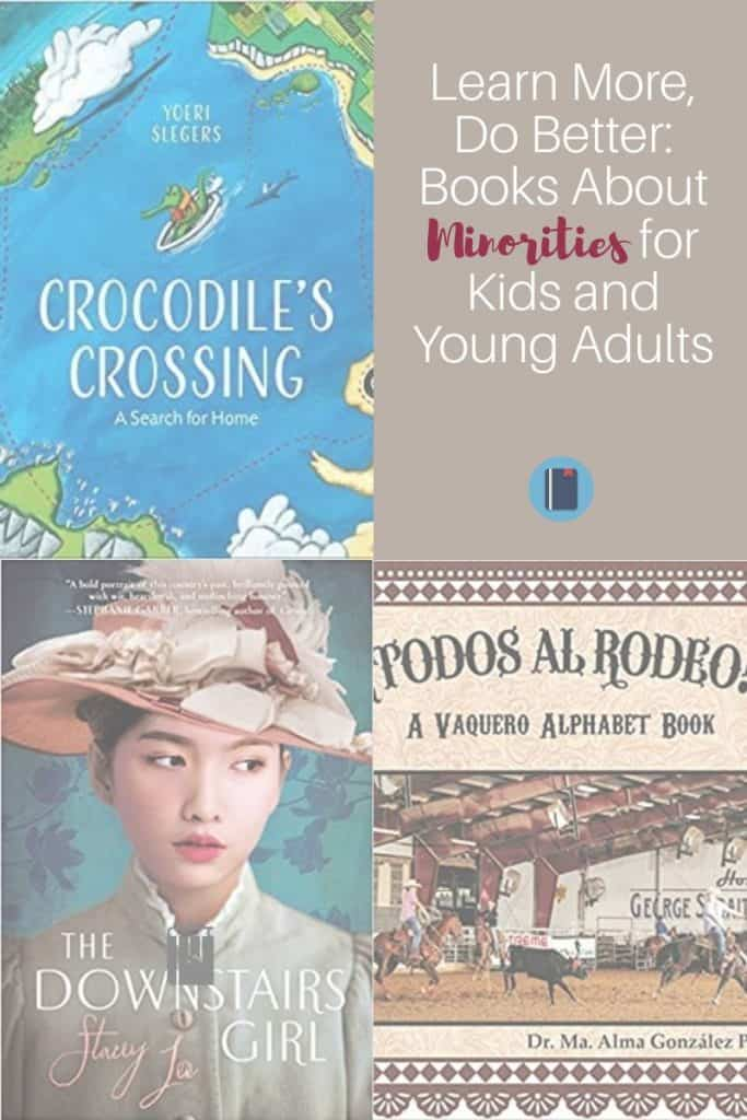 Looking for books that illustrate other cultures, cultural sensitivity, and the struggles that minorities face in the United States? Check out these three books by #ownvoices authors. #teachres #librarians #parents #amreading