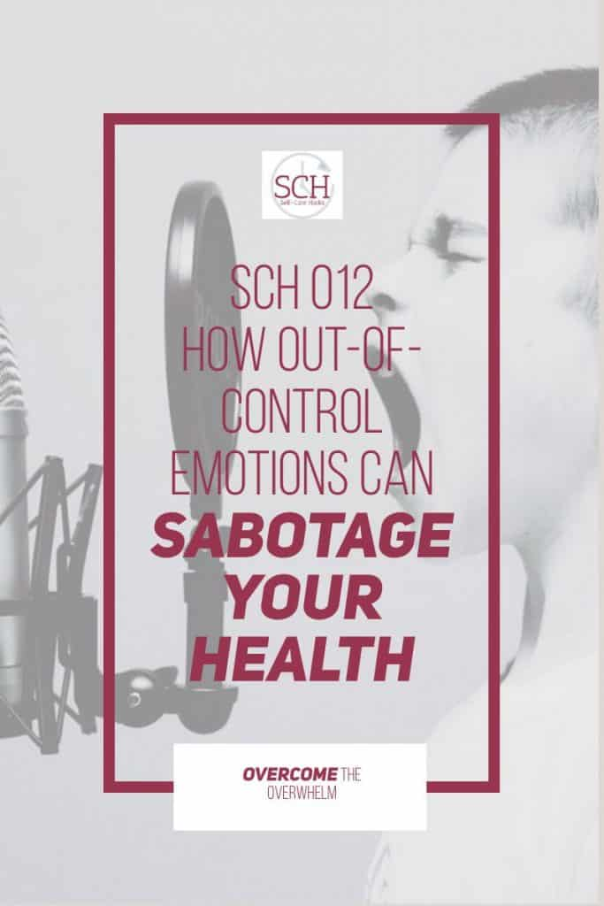 Can out-of-control emotions ruin your physical health? The answer might surprise you. This episode of Self-Care Hacks explains the role of cortisol in your life and offers five hacks for regulating your emotions. #EQ #emotionalintelligence #cortisol #anger #emotions #lifehacks #selfcarehacks #podcast #illness #stress