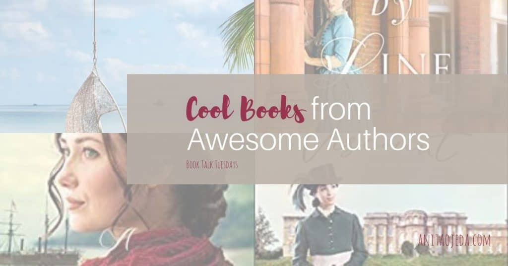 The dog days of August call for fresh inspirational romances. Check out these three novels from some of my favorite authors.#inspy #bookreview #amreading #historical #christianfiction #favoriteauthor #august #dogdaysofaugust