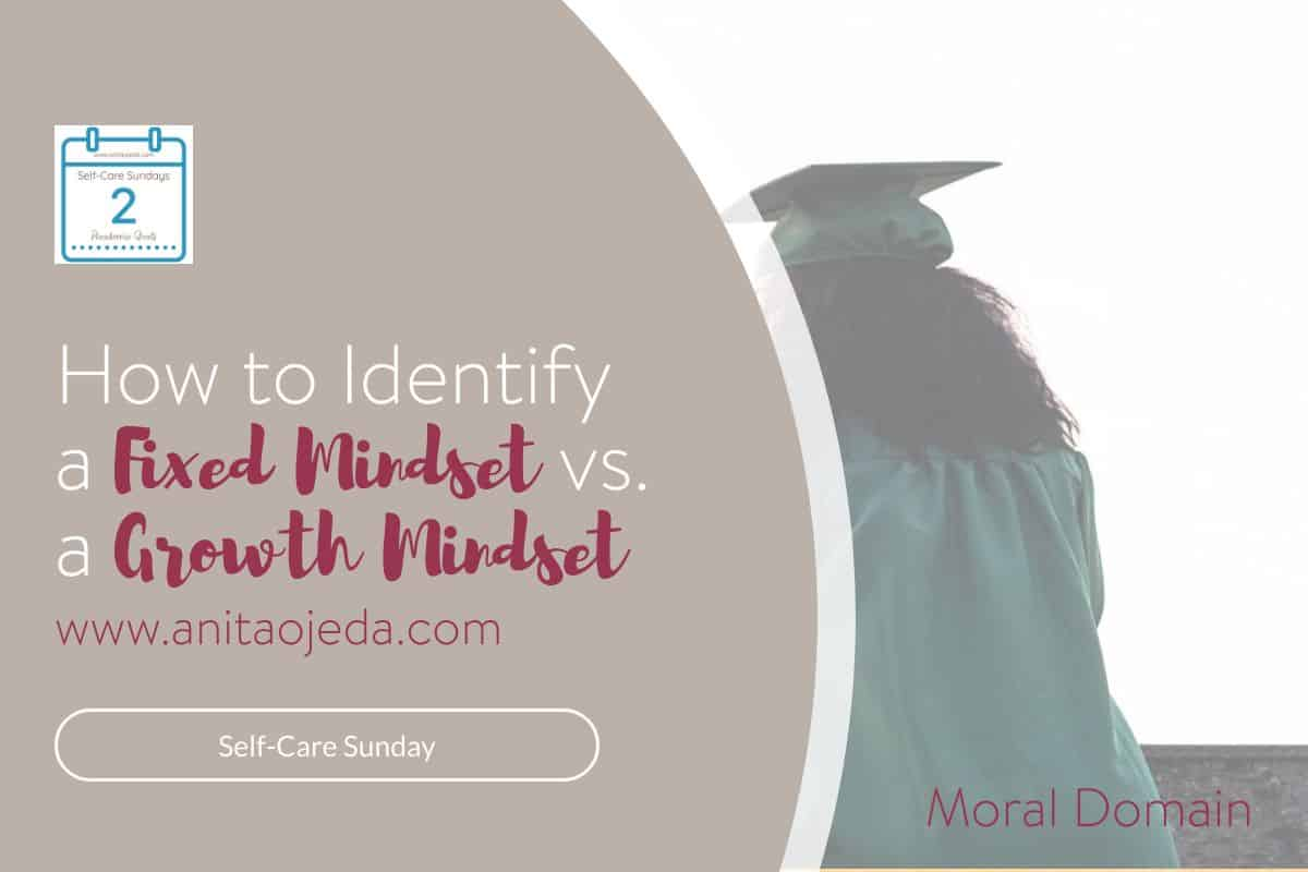 Do you think you have a growth mindset vs. a fixed mindset? This post will help you figure it out and give you hacks for working towards a growth mindset. #growthmindset #lifelonglearning #lifelonglearner #selfcarehacks #podcast #fixedmindset #change #learning #attitude #SelfCareSunday #obstacle #overcome #selfcare