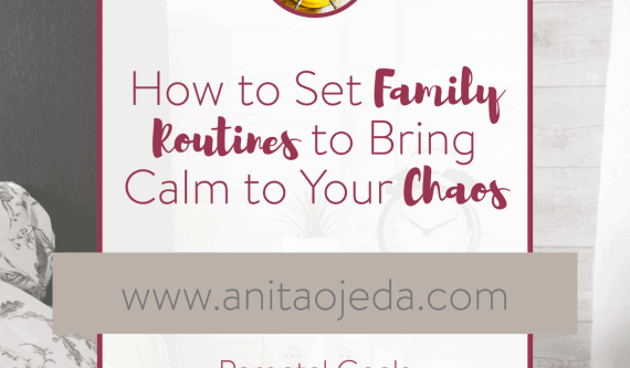 Does morning chaos set your whole day on edge? Or maybe nighttime chaos makes you want to run for the hills. Learn how setting family routines can help bring calm to your chaos.#parentinggoals #parenting #calm #selfcare #SelfCareSunday #selfcarehacks #podcast