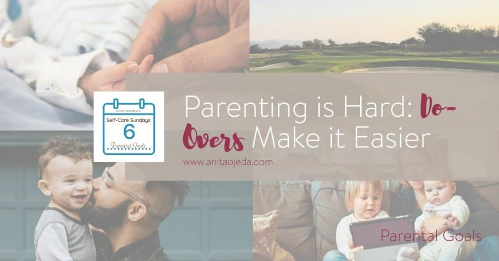 Do-over. Doover. Mulligan. Fancy words for a second chance. We all appreciate it when someone offers us a do-over after we've messed up. Learn to harness the power of the mighty mulligan in your parenting.#parentinghacks #selfcare #mulligan #grace #parenting #SelfCareSunday #relationships #parent #kids #family